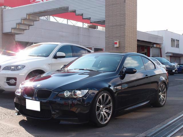 BMW M3 M3クーペ MドライブPKG 左HMT (車検整備付)
