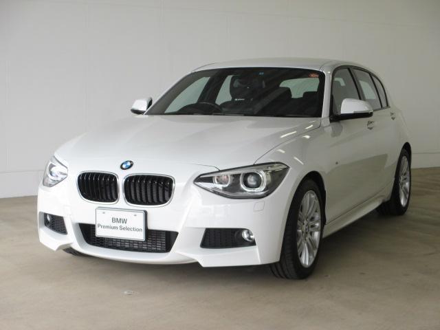 BMW 116i Mスポーツ パーキングサポート