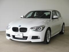 BMW116i Mスポーツ パーキングサポート