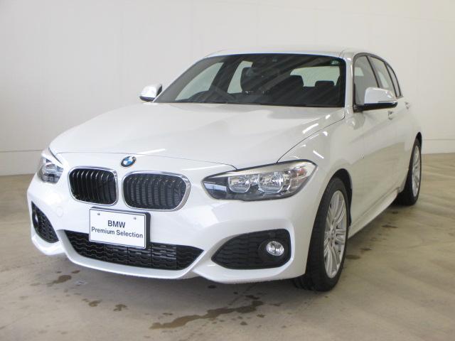 BMW 118d MスポーツパーキングサポートPKG
