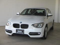 BMW116i スポーツ パーキングサポートPKG