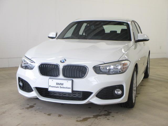 BMW 118d Mスポーツ・18インチAW・パーキングPKG