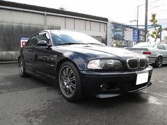BMWM3クーペ 左ハンドル 6MT 最終後期モデル