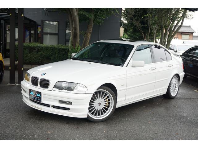 BMWアルピナ 3.3リムジン MT M3デフ 下取車輛