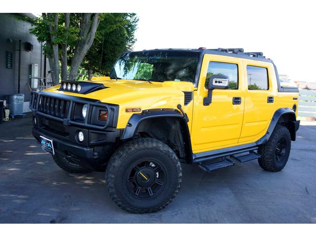 Hummer Hummer H2 Sut Luxury Package 2010 Yellow 0 Km Details