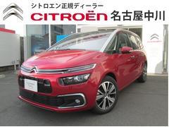 シトロエン グランドC4 ピカソフィール ブルーHDi 新車保証継承 元試乗車 ディーゼル