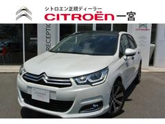 シトロエン C4セダクション アップグレードパッケージ新車保証継承 元試乗車