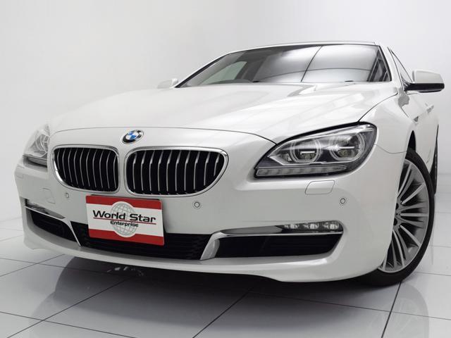 BMW 6シリーズ 640iグランクーペ 19インチAW LEDヘ...