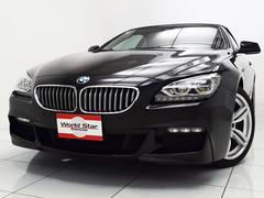 BMW650iカブリオレ MスポーツPKG 左H 茶革Sシート