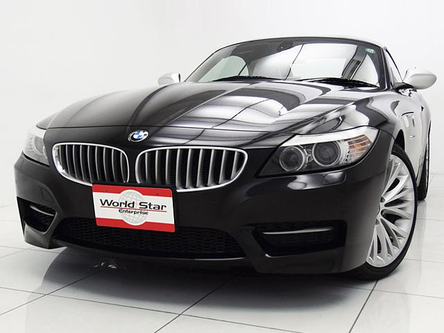 BMW Z4 sDrive35is デザインピュアホワイト アイボ...
