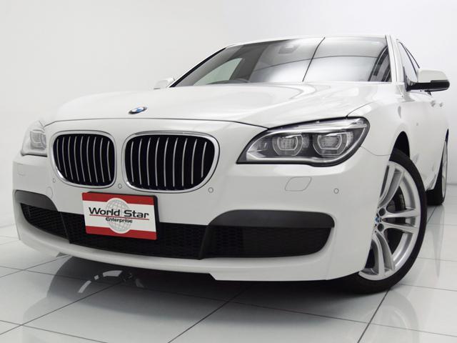 BMW 7シリーズ 740i MスポーツP タッチパッド ドライビ...