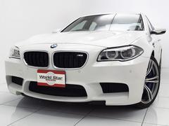 BMWM5 20インチAW サンルーフ ベンチレーター