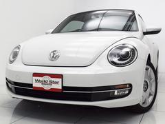VW ザ・ビートルデザインレザーパッケージ  サンルーフ OP18インチAW