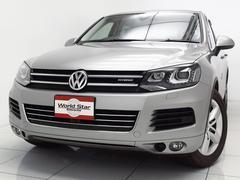 VW トゥアレグハイブリッド エアサス  フロントアシストプラス