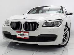 BMW740iMスポーツPKG サンルーフ LEDヘッドライト