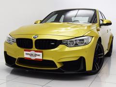 BMWM3  オプション19インチAW カーボンインテリア