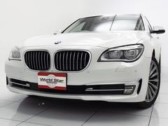 BMWアクティブハイブリッド7 サンルーフ ベージュ革シート