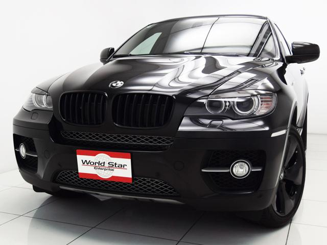 BMW アクティブハイブリッドX6 ブラウンレザー 20インチAW
