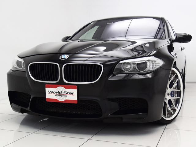 BMW M5 ハイパーフォージド21AW H&Rサス サンルーフ