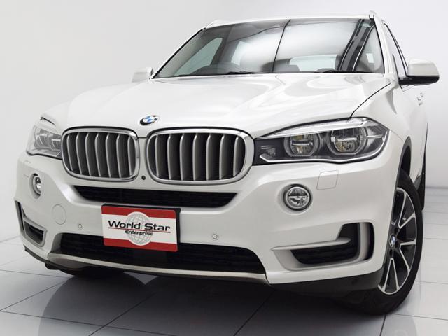 BMW X5 xDrive 35d xライン セレクトPKG 禁煙...