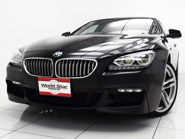 BMW 6シリーズ 650iグランクーペ MスポーツP 20AW ...