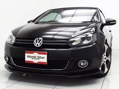 VW ゴルフカブリオレWSP18インチAW オプションレザーシート