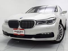 BMW740i プラスPKG レーザーライト オプション19AW