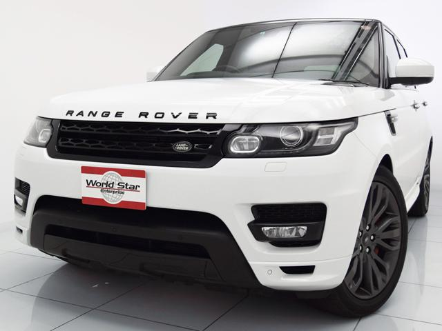 Photo of LAND_ROVER RANGE ROVER SPORT HST / used LAND_ROVER