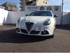 アルファロメオ ジュリエッタスポルティーバ  2DINナビ ETC 新車保証継承