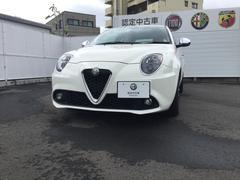 アルファロメオ ミトスーパー 新型MITO 2DINナビ 新車保証継承