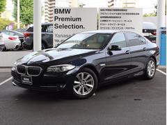 BMW523i ハイライン ベージュレザー