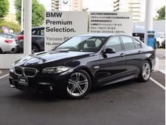 BMW523i Mスポーツ ウッドトリム