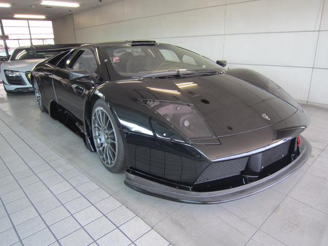 ランボルギーニ ムルシエラゴ R GT
