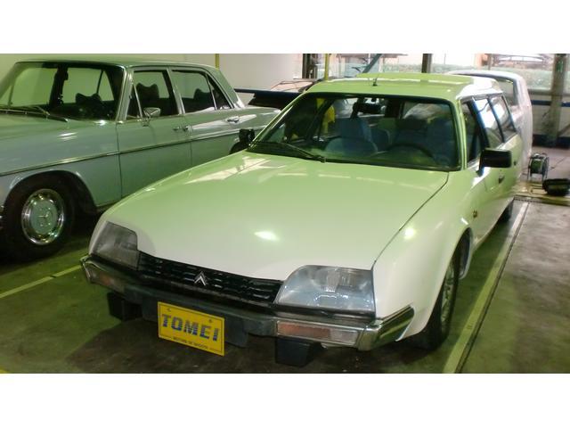 シトロエン CX ファミリアール CX25IE (なし)
