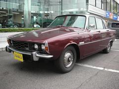 ローバーP6 V8 3500