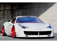 フェラーリ 458スパイダーベースグレード