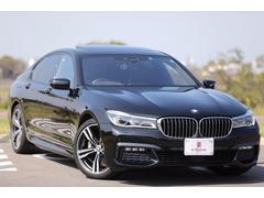 BMW740i Mスポーツ 新車保証付 20AW レーザーライト