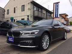 BMW740i プラスPKG LEDヘッドライト D保継承可 SR