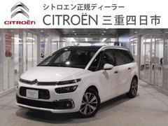 シトロエン グランドC4 ピカソフィール ブルーHDi 6AT 新車保証継承