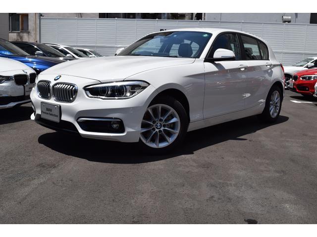 BMW 1シリーズ 118i スタ...