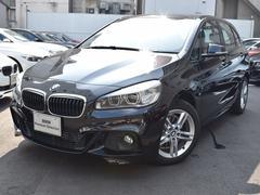 BMW218dアクティブツアラー Mスポーツ Bカメラ HDDナビ
