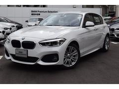 BMW118i Mスポーツ Bカメラ HDDナビ 全国2年保証付