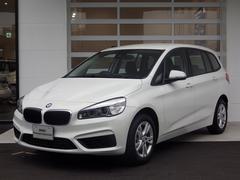 BMW218dグランツアラー HDDナビ Bカメラ リヤPセンサー