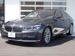 BMW740i プラスP リヤコンフォート 20インチAW
