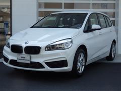 BMW218dグランツアラー HDDナビ Bカメラ 電動リアゲート