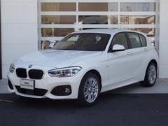 BMW118d Mスポーツ HDDナビ ETC ACC