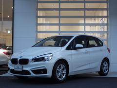 BMW218iアクティブツアラー HDDナビ LEDヘッドライト