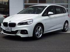 BMW218iグランツアラー Mスポーツ HDDナビ ETC