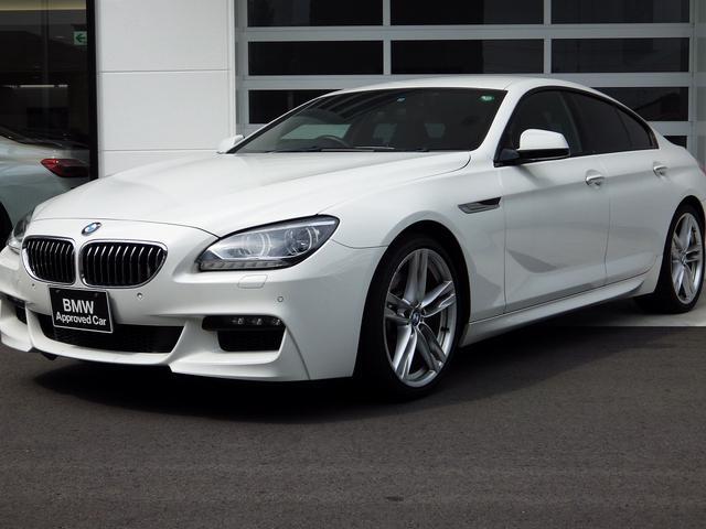 BMW 6シリーズ 640iグランクーペ Mスポーツ Hi−Lin...
