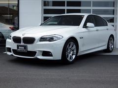 BMW523i Mスポーツ  HDDナビ Bカメラ ETC